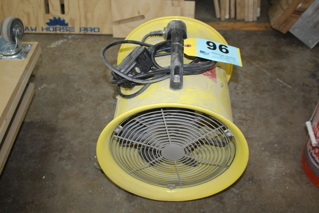 "12"" PORTABLE BLOWER MODEL SPBI-300A2"