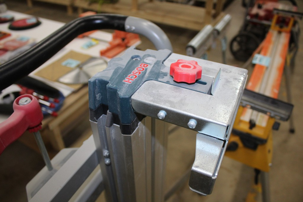 BOSCH PORTABLE SAW CART - Image 2 of 2