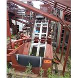 APPROX 8' INCLINE CONVEYOR (CI)
