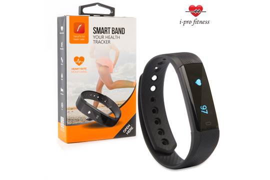 i-Pro ID115 Fitness Tracker – Seamless Pairing With VeryFit 2 0 App