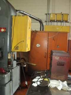 """Lot 1 - BLANCHARD 60"""" ROTARY SURFACE GRINDER, SN 11411, LOCATION, MI , BUYER TO LOAD & SHIP"""