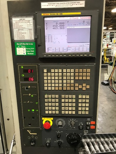"Lot 9 - HARDINGE XR760 VMC PRODUCTION CENTER 30""X24""X24"" W/4TH AXIS TRUNION, YEAR 2010, SN XRAB0A0001"