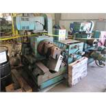 "PORTABLE BORING MILL, MASTER ""SPECIAL MACHINE"", facing head, 32"" swing, S/N GMC-B, (Location 4:"