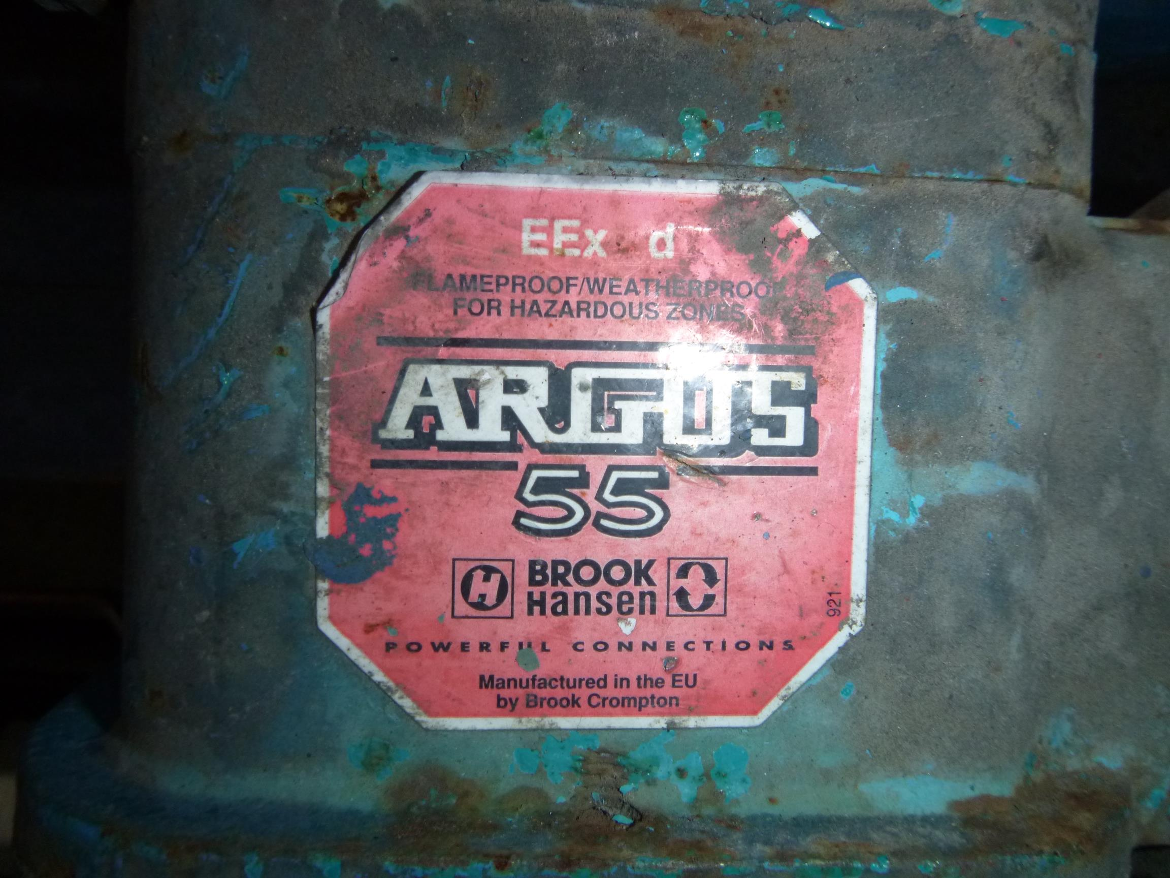 Brook Crompton Motor Cataloguebrook Catalogue Wiring Diagrams A 3ph Pump Unit With 1 1kw Please
