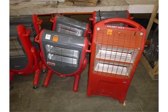 ELITE HEAT HSC electric heater