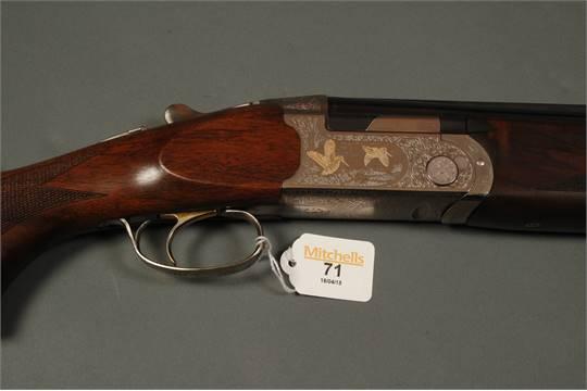Beretta Ultralight Deluxe 12 bore over/under shotgun, 28