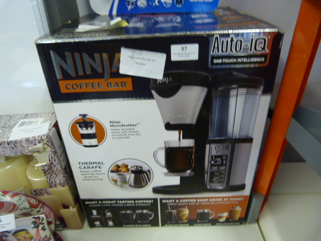 Lot 37 - *Ninja Coffee Bar