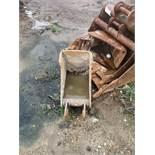 Excavator Digging Foot Bucket, 3 ton