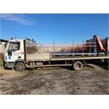 Iveco Ford ML75E 17 flatbed lorry
