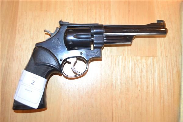 Lot 2 - S&W 357 Magnum