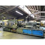 1996 VAN DORN 650 TON INJECTION MOLDER, MODEL 650HT 60, S/N 0164,