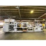 "1993 VAN DORN 700 TON, MODEL 700H-RS-1255, PATHFINDER CNC CONTROL, 125 OZ SHOT SIZE, 62"" X 53.5"""