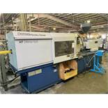 2004 VAN DORN DEMAG 230 TON, MODEL 230HT-1220-1422, PATHFINDER 3000 CNC CONTROL, 25.4 OZ SHOT
