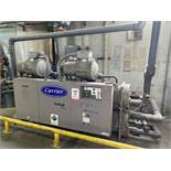 CARRIER CHILLER, MODEL 30HXC086R-600, S/N 0698F23419