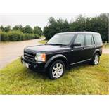 (RESERVE MET) Land Rover Discovery 2.7 TDV6 HSE Auto - 2010 Model - 1 Keeper From New - Sat Nav -