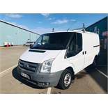 (RESERVE MET) Ford Transit T280s 2.2 TDCI - 2012 Model - Ply Lined - Roof Bars -