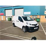 (RESERVE MET) Nissan NV200 1.5 DCI Acenta - 2015 15 Reg - Twin Sliding Doors - SAVE 20% NO VAT