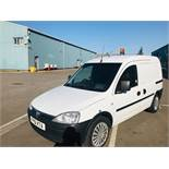 Vauxhall Combo 2000 1.2 CDTI - 2012 Model - 1 Keeper From New - Air Con - SAVE 20% NO VAT