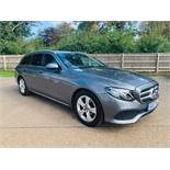 Mercedes E220d Special Equipment Estate 9G Tronic Auto - 2017 17 Reg - 1 Owner - Reversing Cam