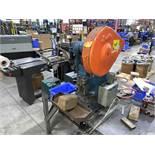 Beutler Parts Press, Flywheel, Bench Mounted