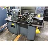 """Hardinge Mdl. HCR Precision Lathe, 12"""" Diameter Swing, 34"""" Dovetail Bed, Carriage with Turret,"""