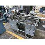 """Southbend Precision Lathe, 11"""" Diameter Swing, 22"""" Between Centers, 6"""" Swing over Carriage,"""