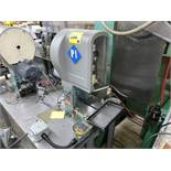 "2006 - Benchmaster Mdl. 5BF-100 Parts Press, 5-Ton Capacity, 1"" Stroke, 260 Strokes Per Minute, 8"""