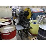 Johnson Machine & Press Corp. OBI Parts Press, Flywheel