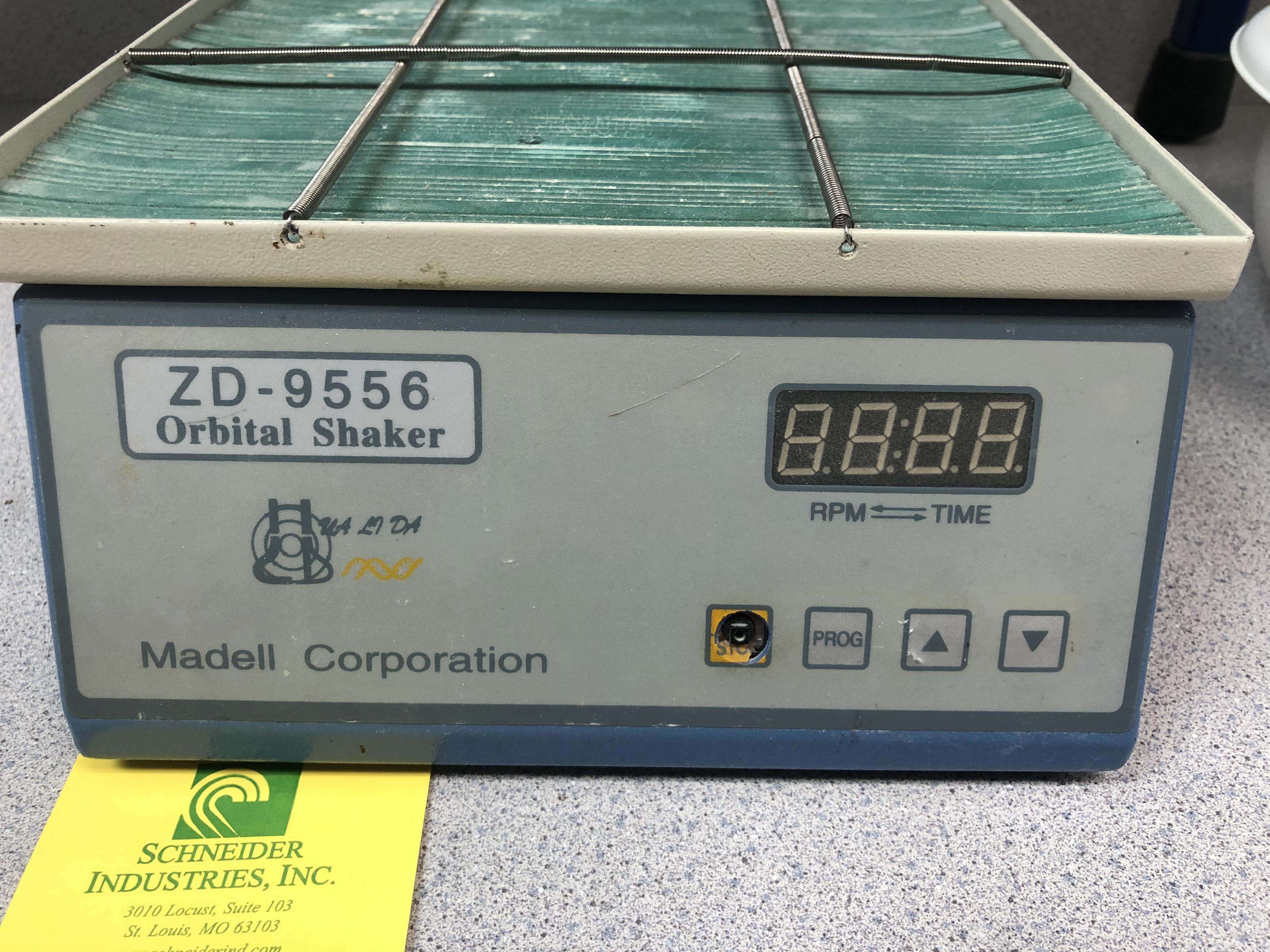 Madell Corporation Orbital Shaker, Model# ZD-9556, Serial# 205108 - Image 2 of 4