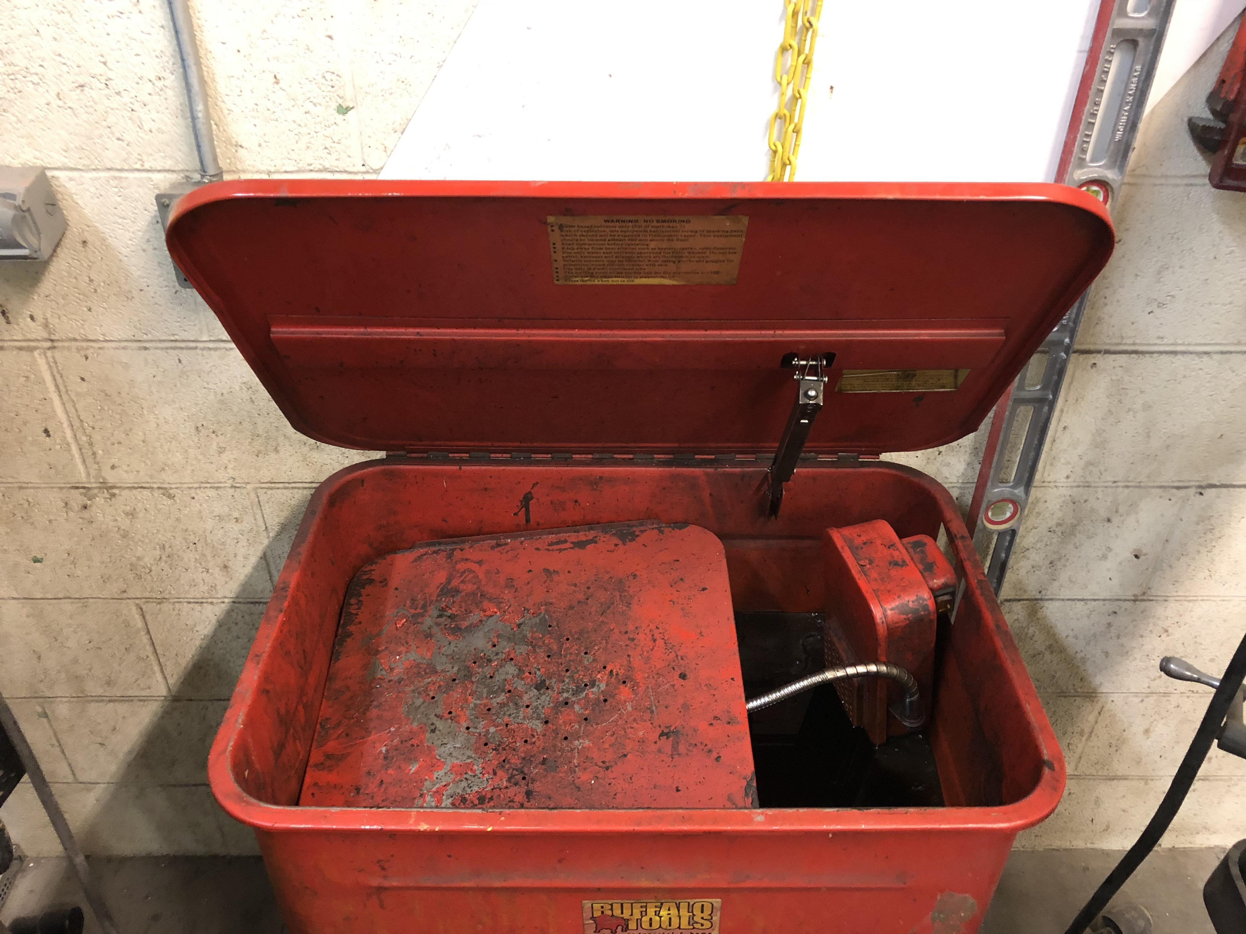 Buffalo Tools Parts Cleaner - Image 2 of 3