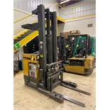 Caterpillar Stand Up Rider Forklift, Model# NRR40, Serial# 2GL05827, 36 Volts