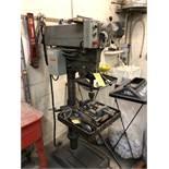 Clausing Drill Press, Model# 2274, Serial# 511519, 208-220/440V