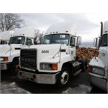 Lot 7 - 2001 MACK CH613 TRUCK TRACTOR, (AS IS CONDITION) VIN #1M1AA14Y01W137655