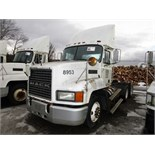 Lot 9 - 2001 MACK CH613 TRUCK TRACTOR, (AS IS CONDITION) VIN #1M1AA14Y71W139497