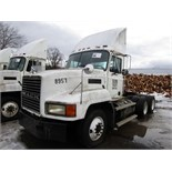 Lot 10 - 2001 MACK CH613 TRUCK TRACTOR, (AS IS CONDITION) VIN #1M1AA14Y51W139501