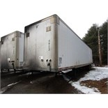 Lot 13 - 2006 VANGUARD 48' VAN TRAILER, T/A, DUAL WHEELS, ROLL DOORS, VIN #5V8VA48256M05016