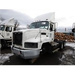 Lot 11 - 2001 MACK CH613 TRUCK TRACTOR, (AS IS CONDITION) VIN #1M1AA14Y31W139495