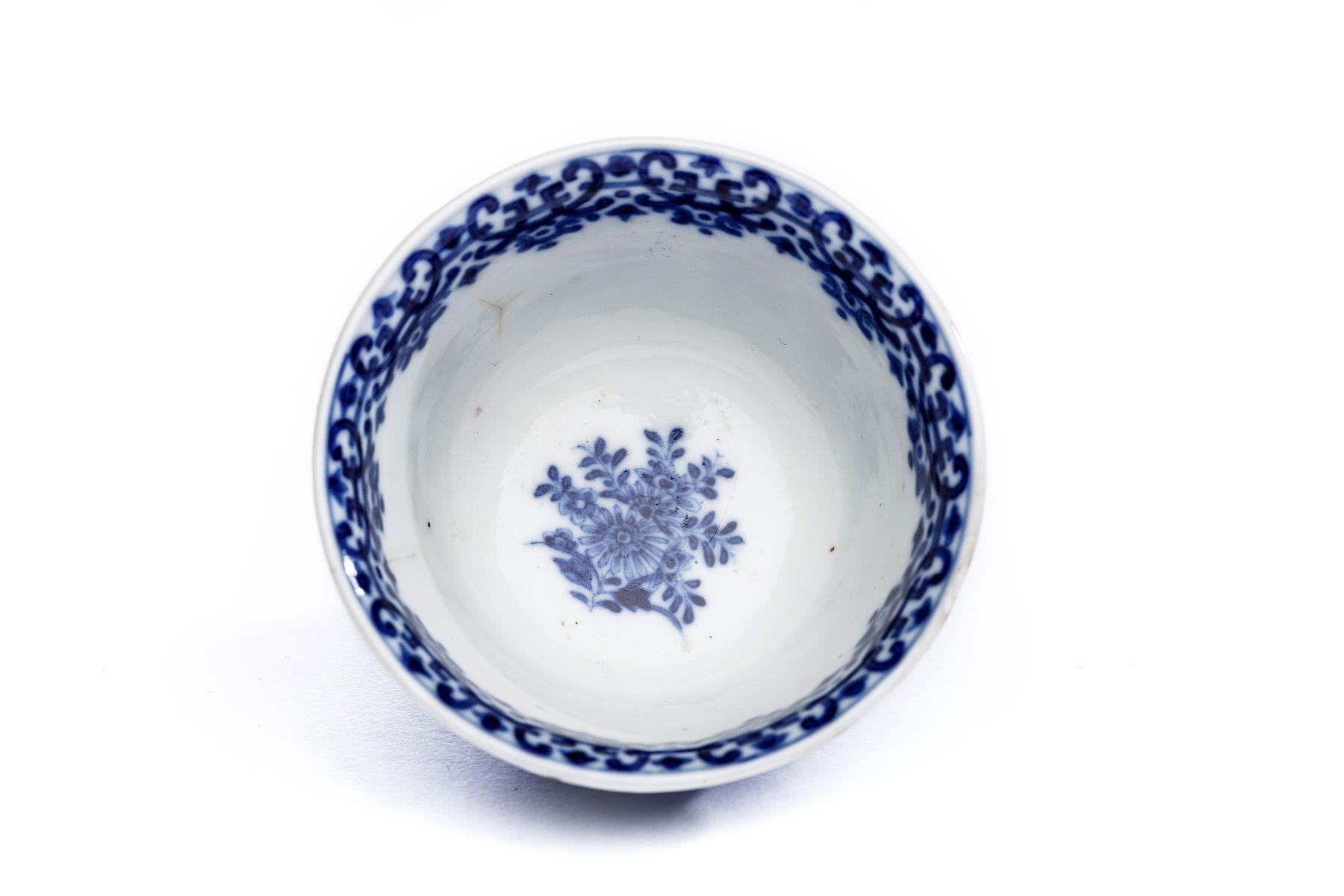 Koppchen blau, Meissen 1720/25 - Bild 2 aus 3
