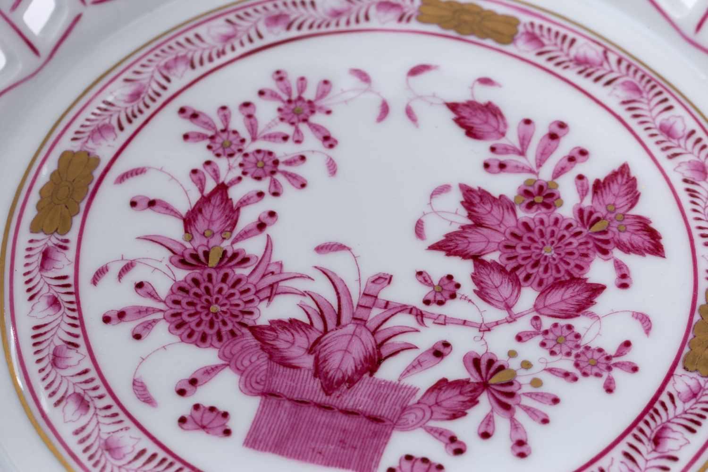 Blumentopf, Blumenvase, Kerzenständer und Früchtekorb - Bild 5 aus 11