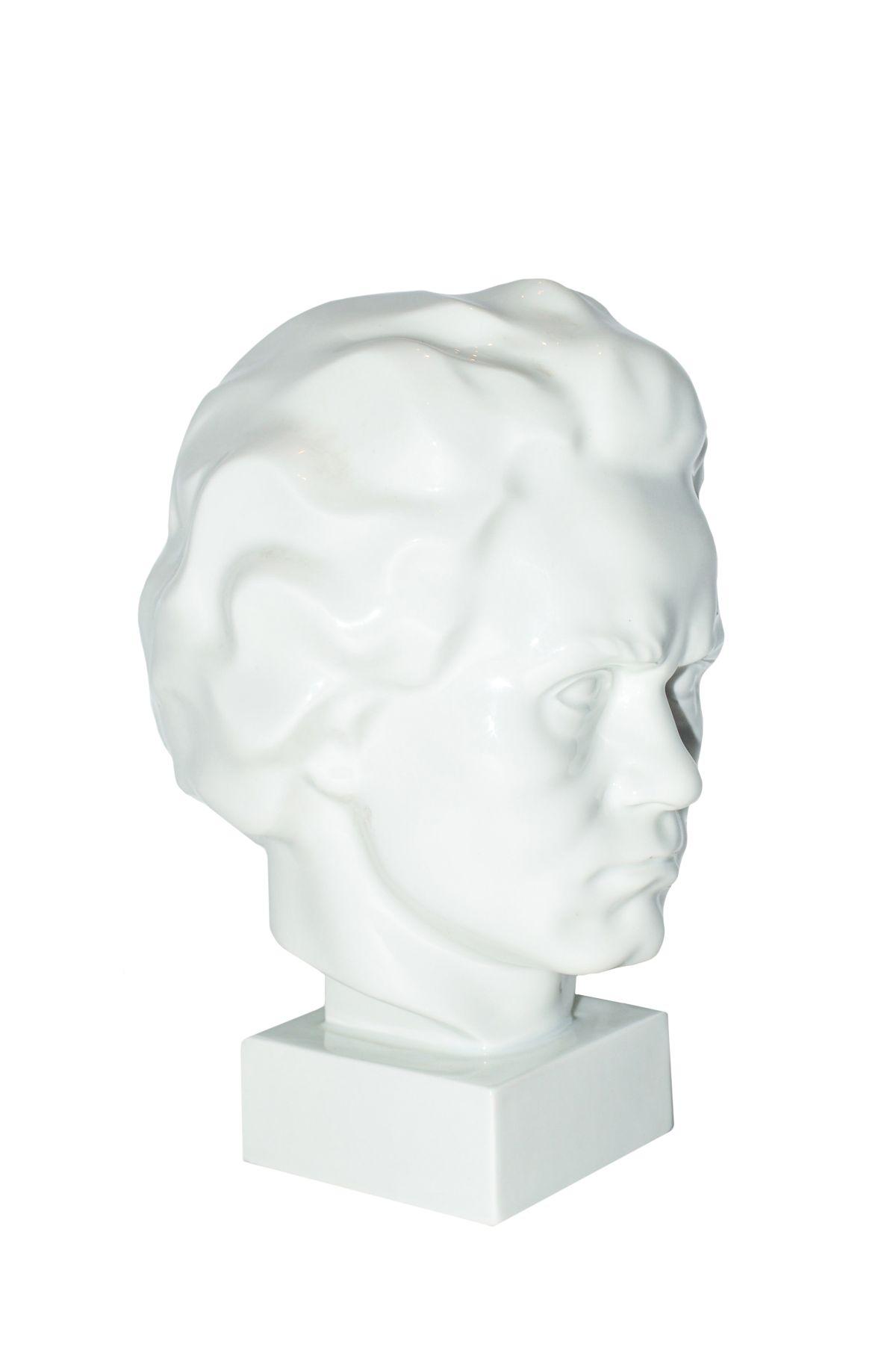 Augarten Büste Ludwig van Beethoven - Bild 2 aus 4