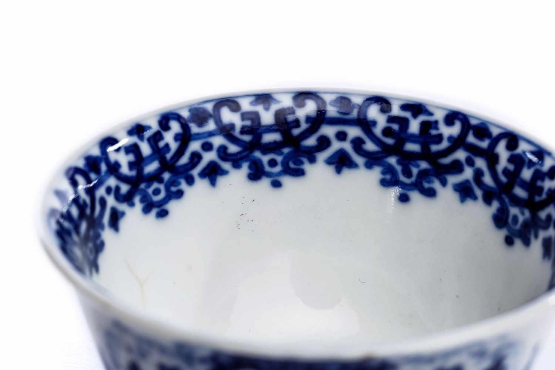 Koppchen blau, Meissen 1720/25 - Bild 3 aus 3