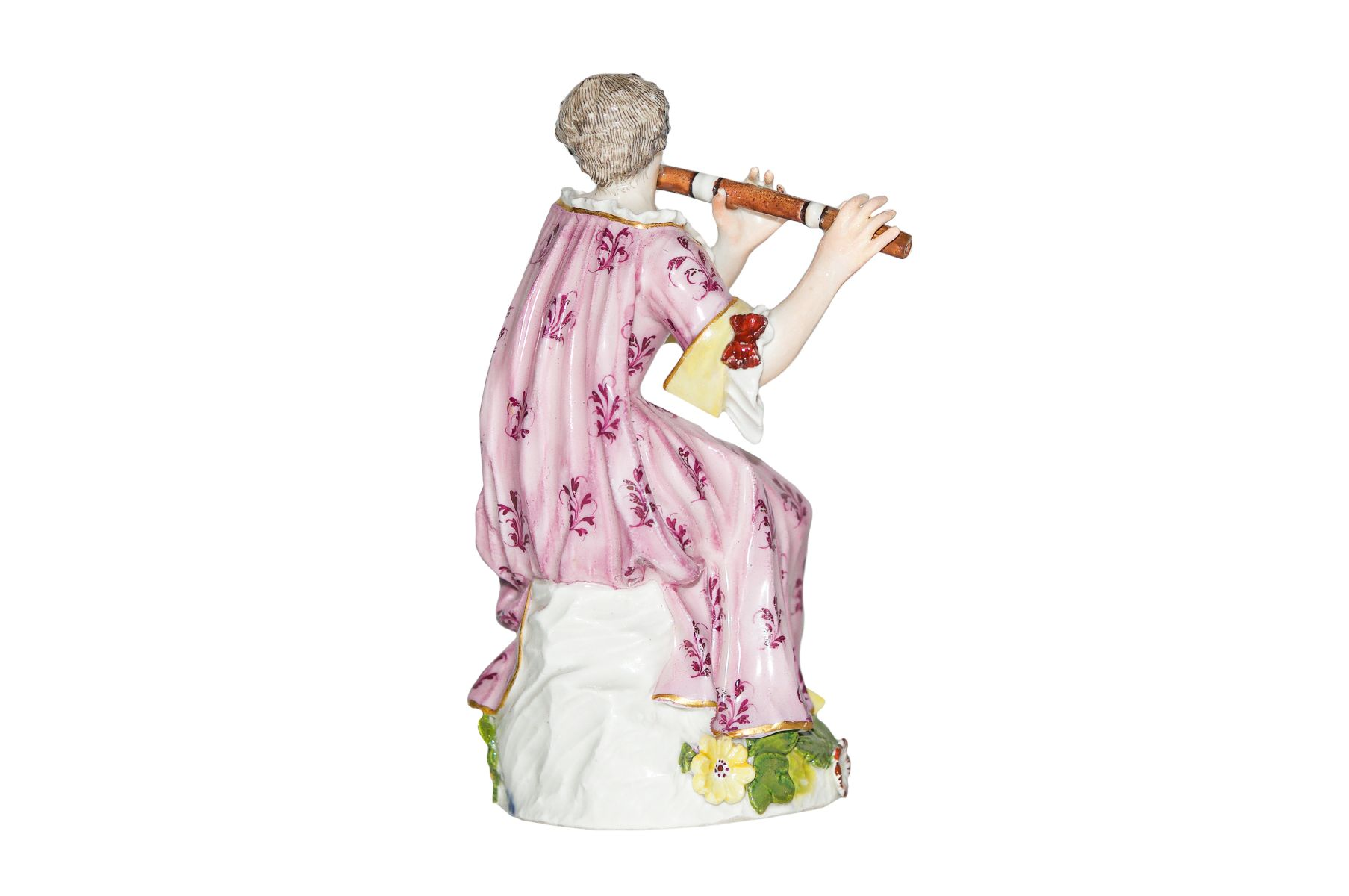 Flötenspielerin Meissen - Bild 2 aus 2
