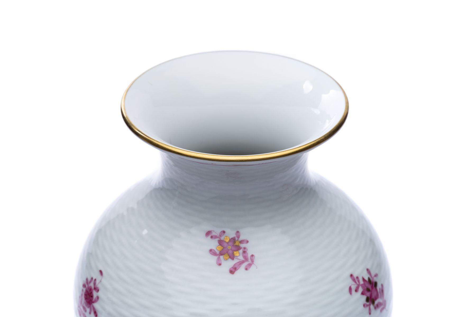 Blumentopf, Blumenvase, Kerzenständer und Früchtekorb - Bild 10 aus 11