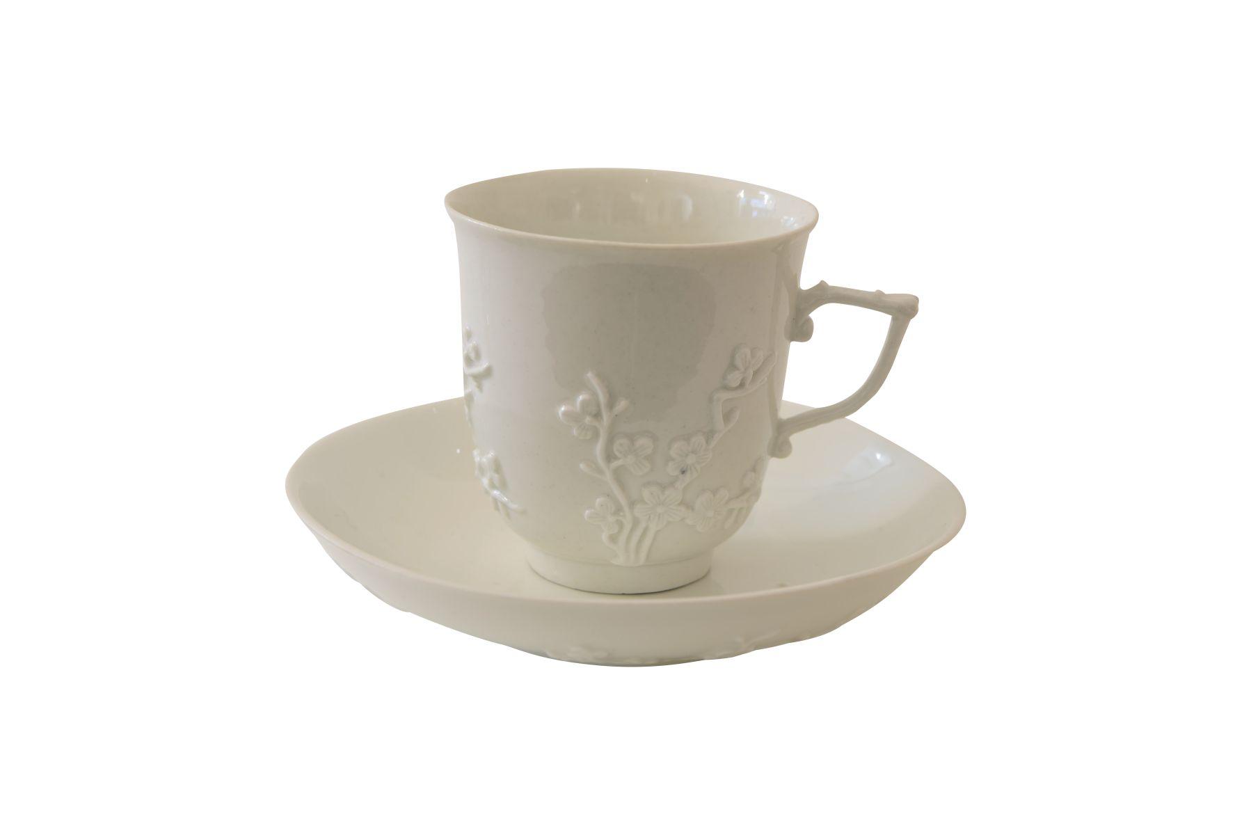 25 teiliges Kaffee- und Teeservice Meissen 18. Jahrhundert - Bild 6 aus 16