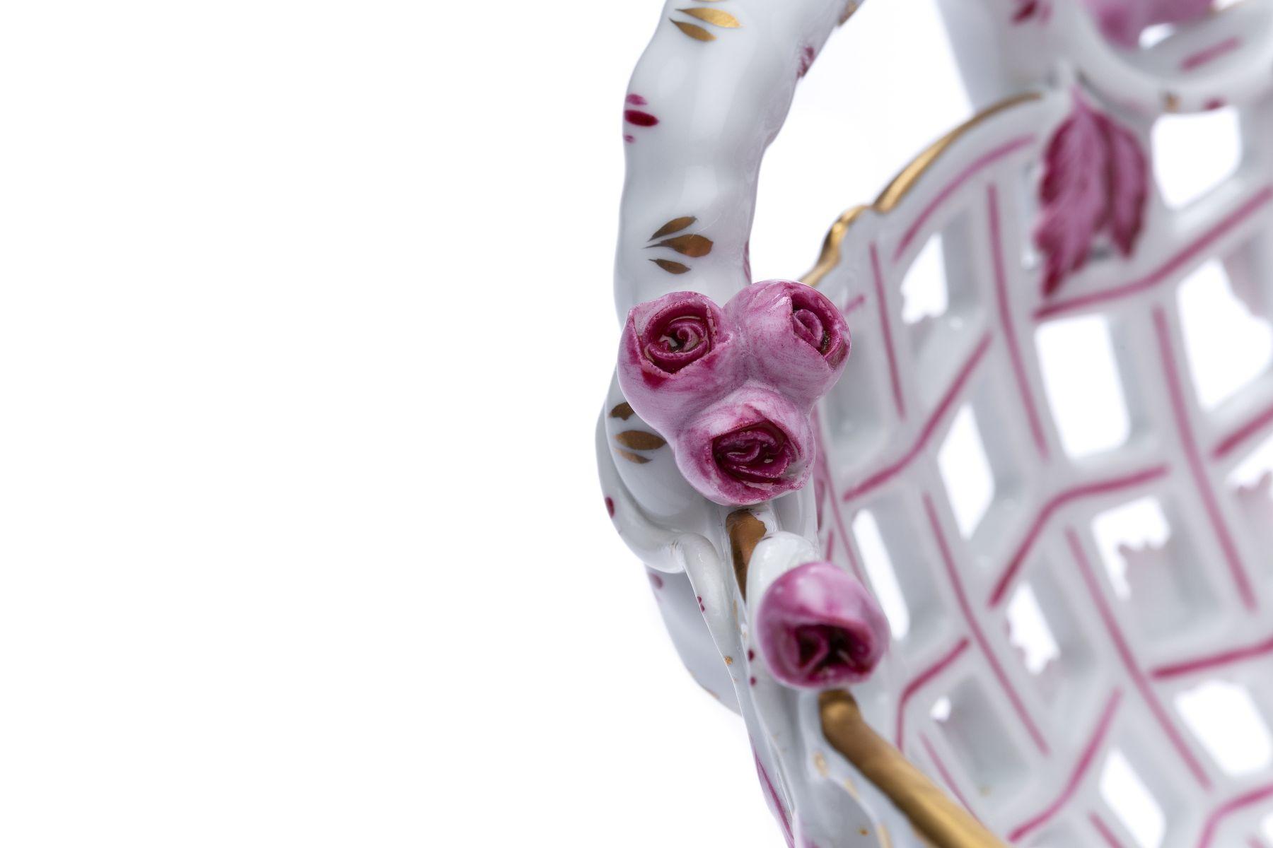 Blumentopf, Blumenvase, Kerzenständer und Früchtekorb - Bild 4 aus 11