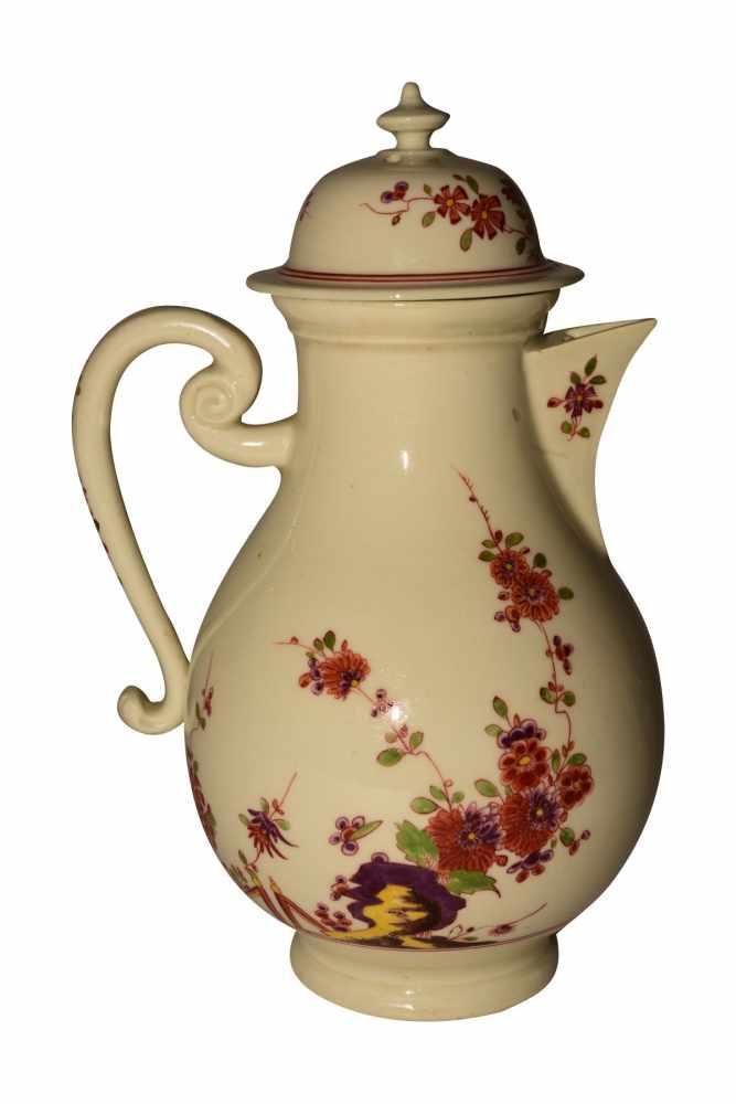 """""""Kaffeekanne Kakiemon"""" Meissen 1730 - Bild 2 aus 5"""