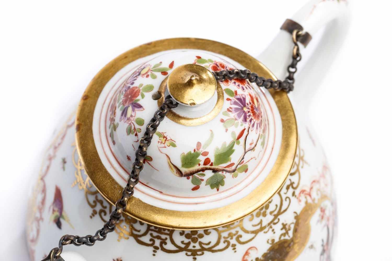 Teekanne, Meissen 1723/24 - Bild 3 aus 5