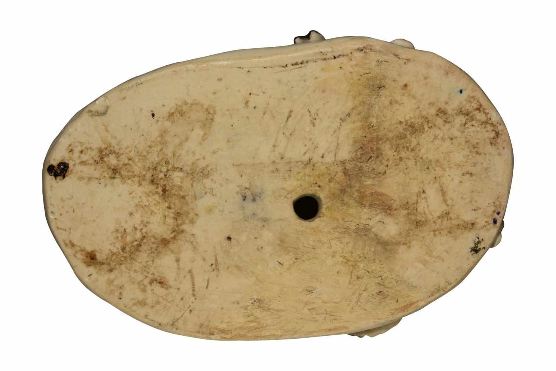 """""""Liegendes Schaf"""" Meissen 1750 - Bild 6 aus 6"""