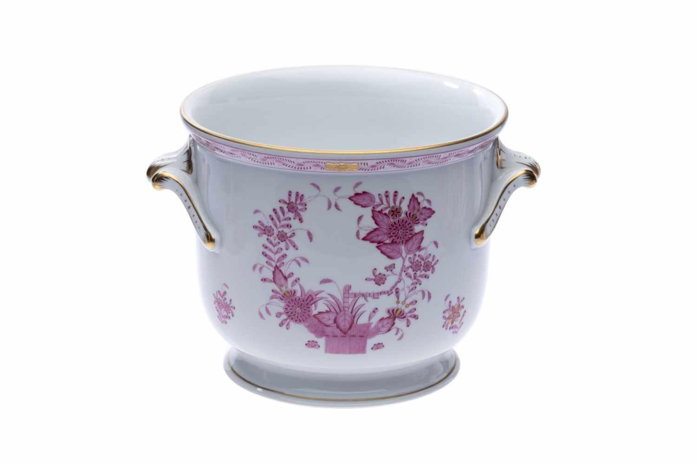 Blumentopf, Blumenvase, Kerzenständer und Früchtekorb - Bild 11 aus 11