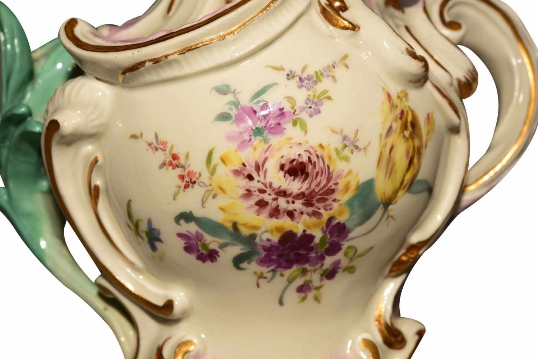 Pot Pouri Vase Meissen um 1750 - Bild 6 aus 6